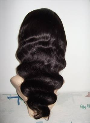 buy human hair full lace wig