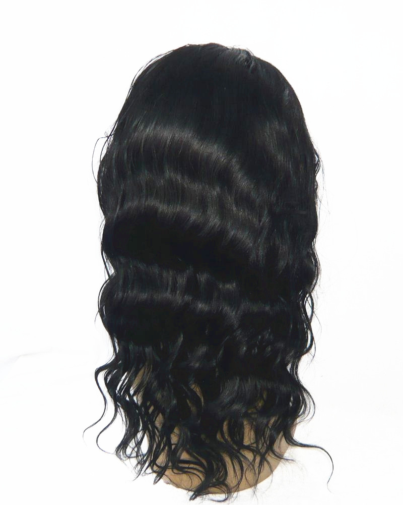 front lace wigs with bangs