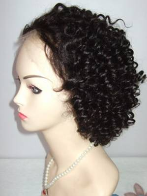 full lace front wig human hair
