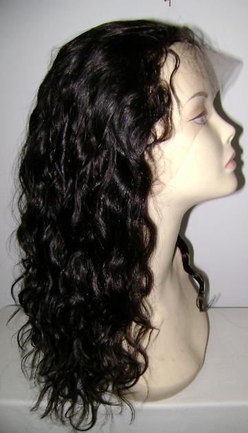 custom full lace front wigs