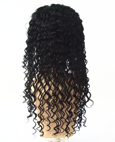 Indian remy stock full lace wigs