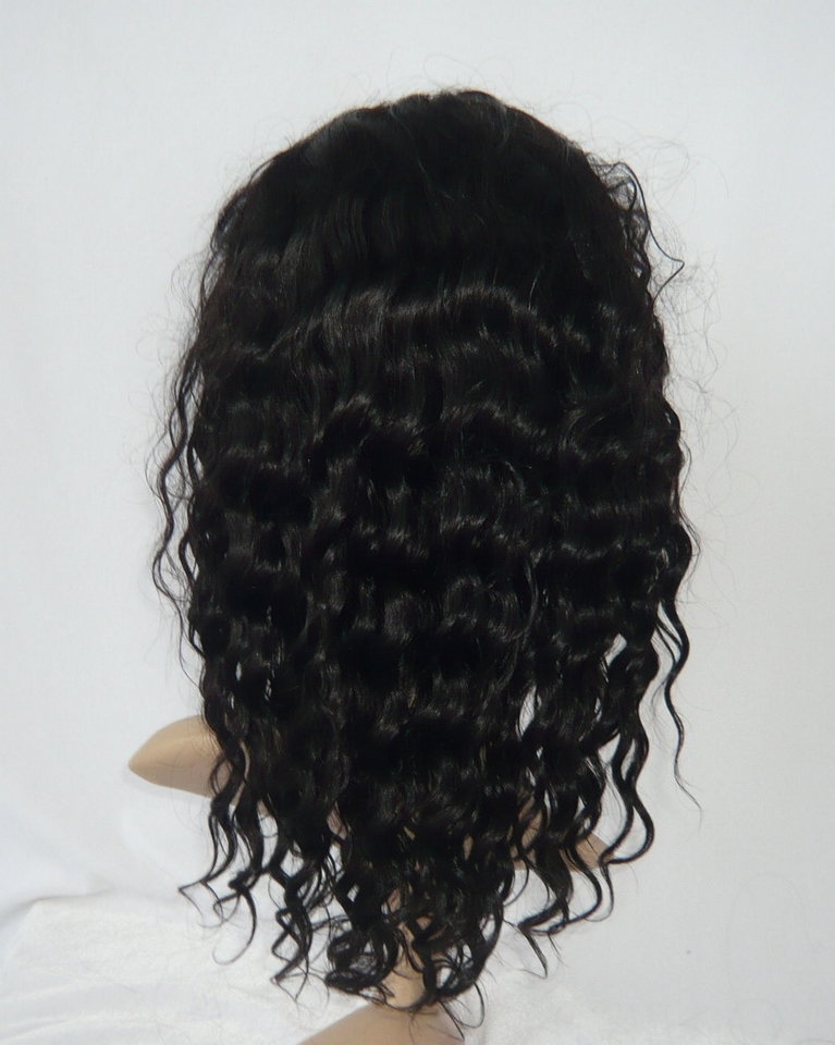 remy lace front wigs for black women