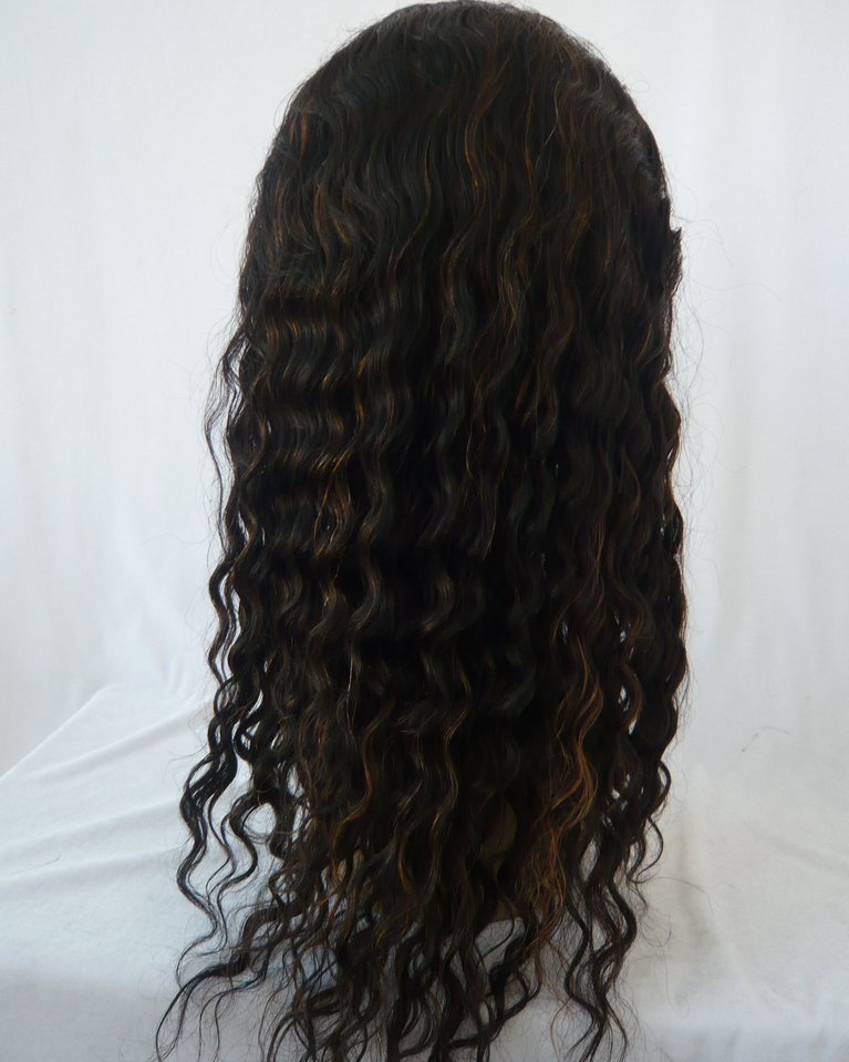 full lace front wigs for black women