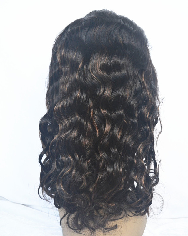 Silk top  full lace wigs