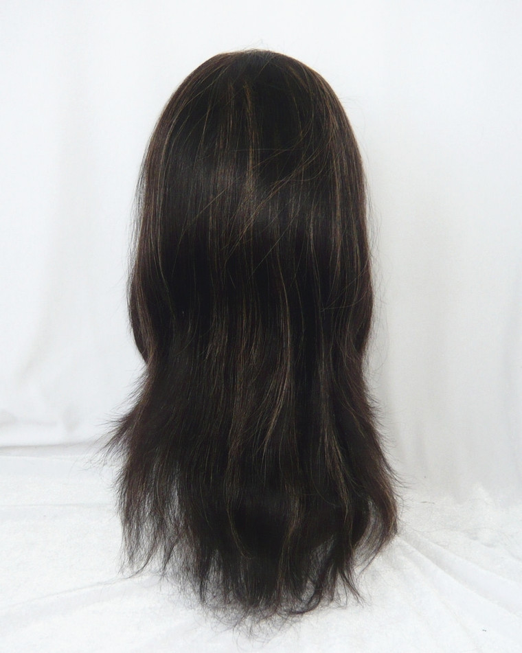 affordable human Lace front wigs
