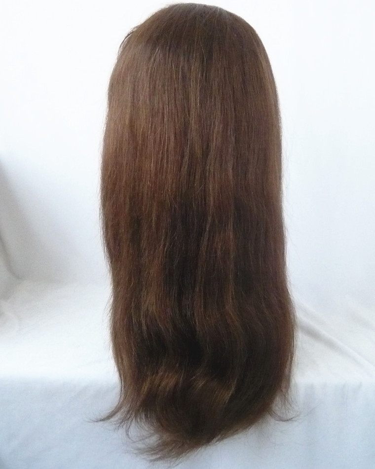 human hair lace front wigs in stock