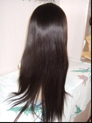 Sraight full lace wigs