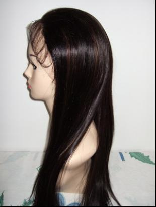human hair full lace wig wholesale