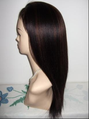stock full lace wig