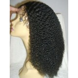 African American kinky curly glueless wigs