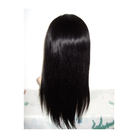 Cheap Full Lace wigs straight 16""