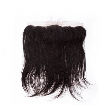 Peruvian virgin hair lace frontal straight