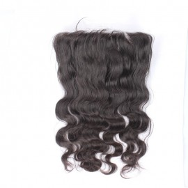 Unprocessed virgin hair Malaysian lace Frontal body Wave