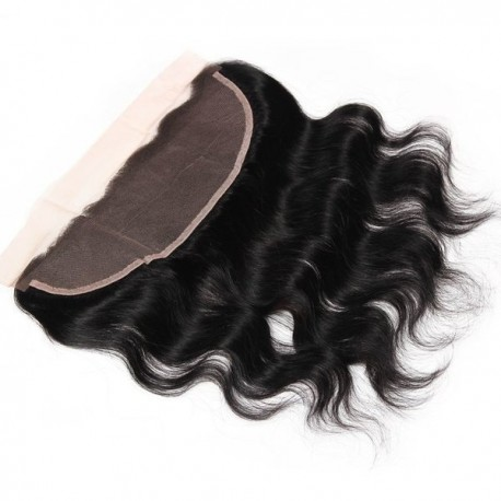 Virgin Indian hair lace frontals body wave