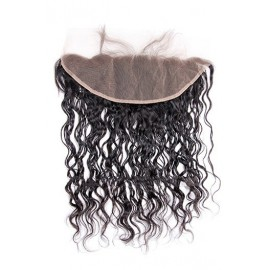 Virgin Indian hair lace frontals loose curly