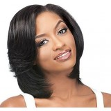 Lace front human hair wigs bob hair style