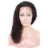 Brazilian Kinky Curly Lace Front Wigs