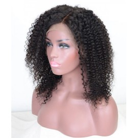 Brazilian Kinky curly lace front wigs