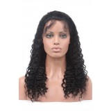 Peruvian Deep Wave Lace Front Wigs