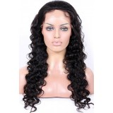 Brazilian hair lace front wigs with bleached knots