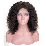 Curly Peruvian lace front wigs uk