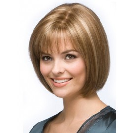 lace front wigs white woman