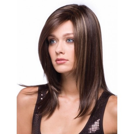 Capless wigs real human hair