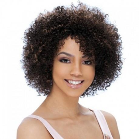 Afro Ameican Kinky curl human hair wigs
