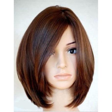 100% Human hair wigs bob cut