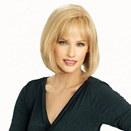 100% human hair wigs for white women