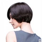 Europe natural human hair wigs