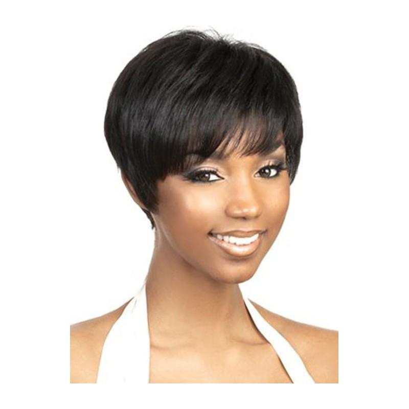 Pixie Cut Lace Front Wigs