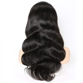 Brazilian Body Wave 13X6 lace Front wig
