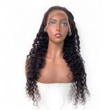 Brazilian Deep Wave Lace Front Wig