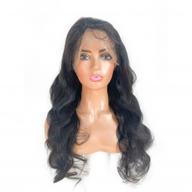 Malaysian Body Wave Lace Front Wig