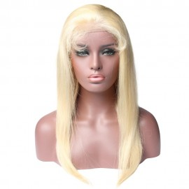 Blonde 613 Straight Full Lace Wig