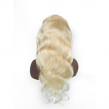Blonde 613 Body Wave Full Lace Wig
