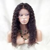 Brazilian Deep Curly Full lace wig