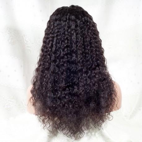 Brazilian Deep Curly Full lace wigs