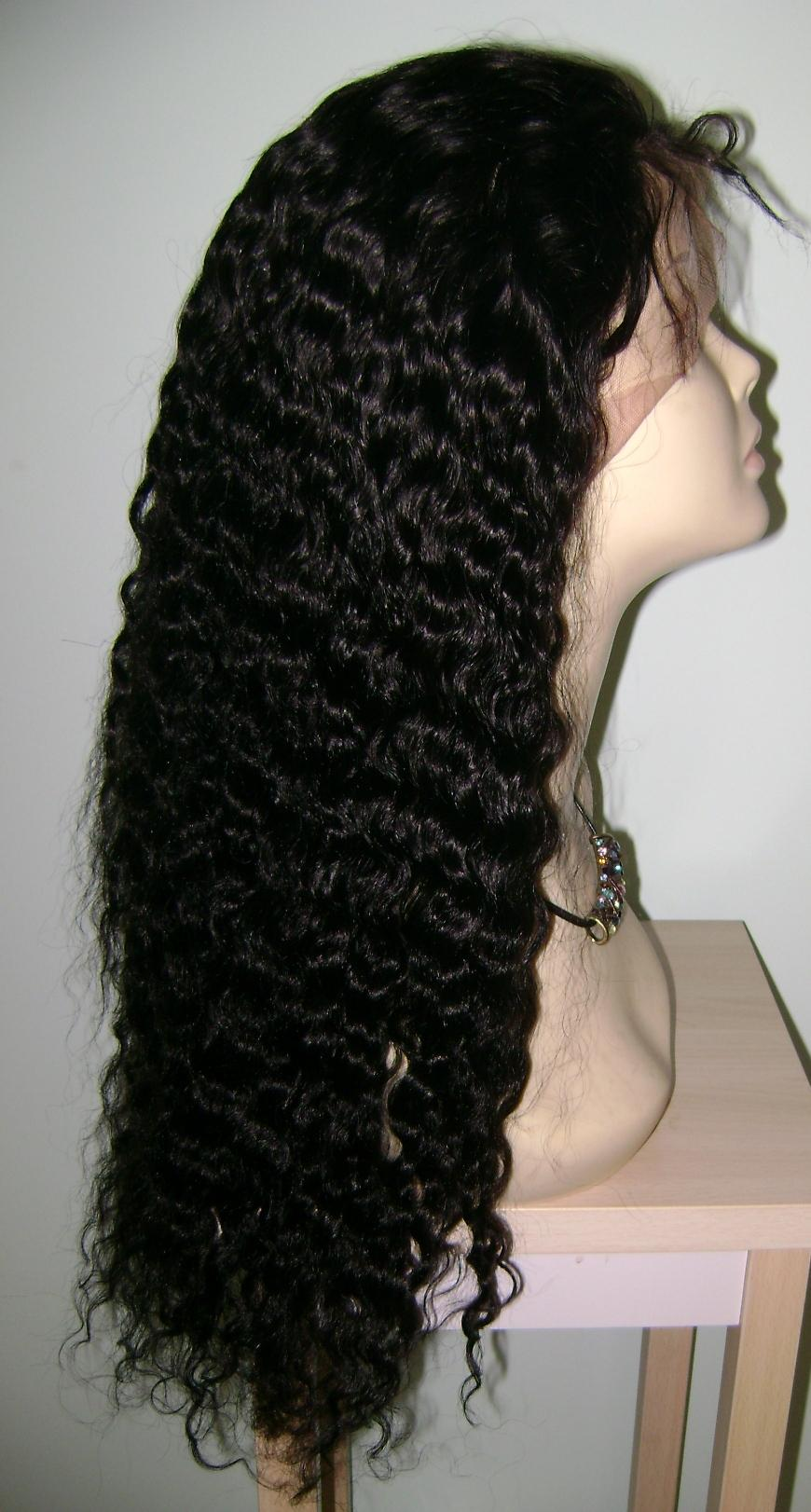 custom full lace wig
