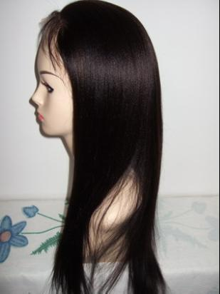 qualified full lace wig