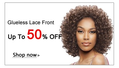 glueless lace front